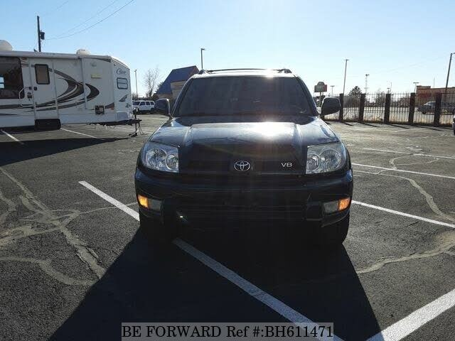 Used 2005 TOYOTA 4RUNNER BH611471 for Sale