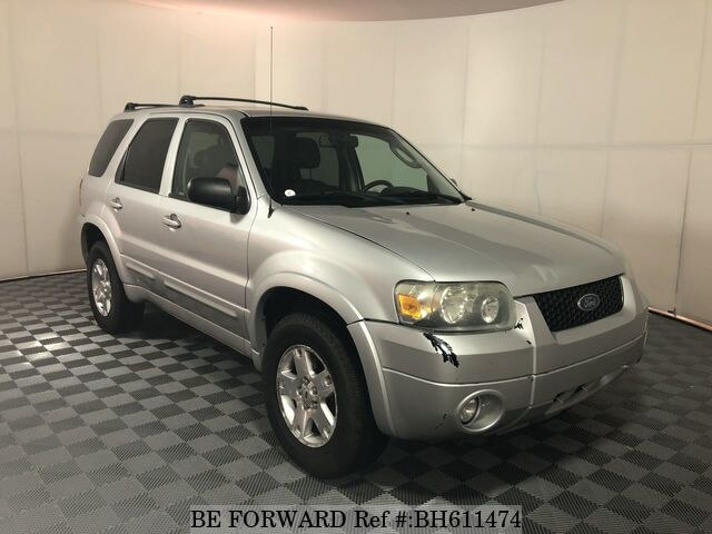 Used 2007 FORD ESCAPE BH611474 for Sale