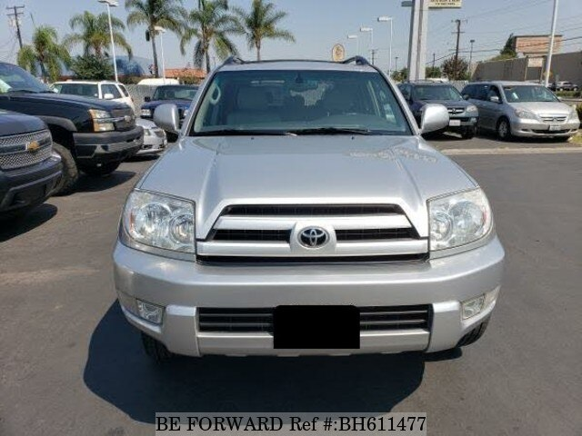 Used 2005 TOYOTA 4RUNNER BH611477 for Sale