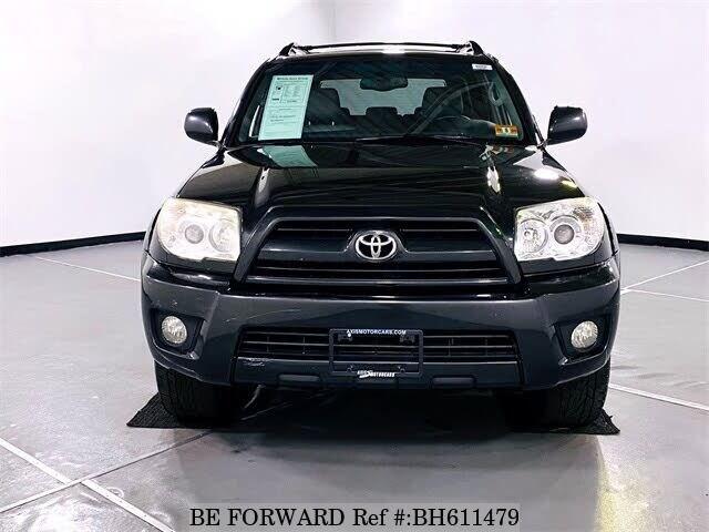 Used 2006 TOYOTA 4RUNNER BH611479 for Sale