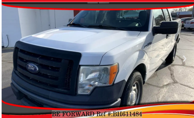 Used 2010 FORD F150 BH611484 for Sale