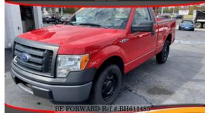Used 2010 FORD F150 BH611485 for Sale