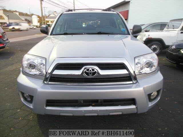 Used 2007 TOYOTA 4RUNNER BH611490 for Sale