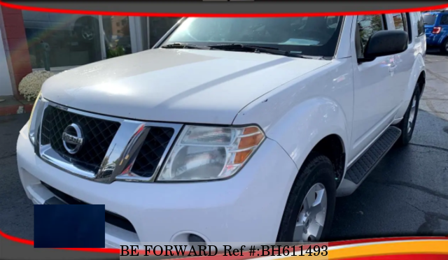 Used 2008 NISSAN PATHFINDER BH611493 for Sale
