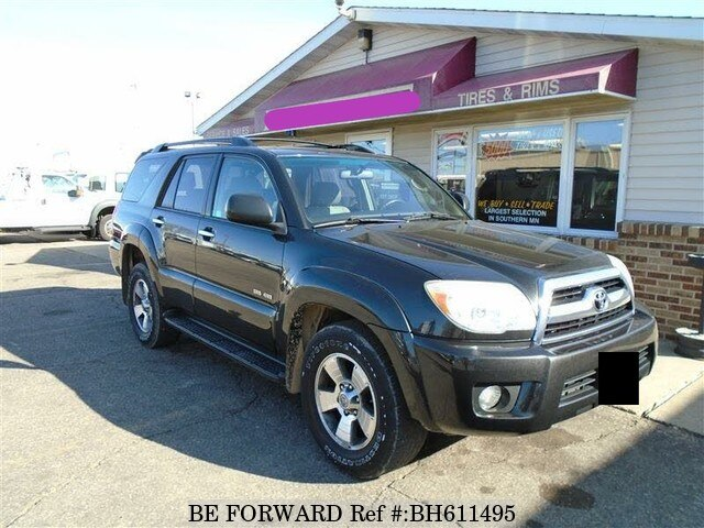 Used 2007 TOYOTA 4RUNNER BH611495 for Sale