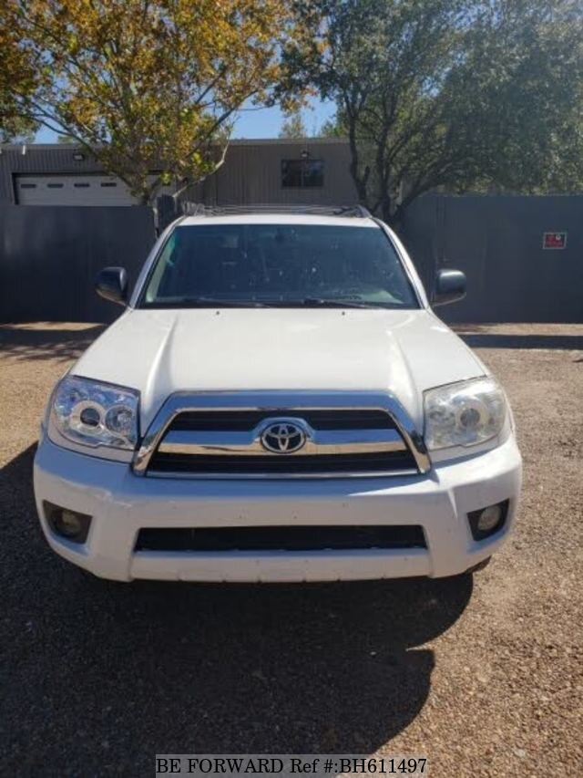 Used 2008 TOYOTA 4RUNNER BH611497 for Sale