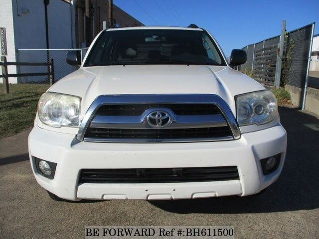 Used 2008 TOYOTA 4RUNNER BH611500 for Sale