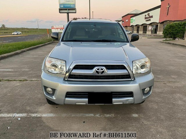 Used 2008 TOYOTA 4RUNNER BH611503 for Sale