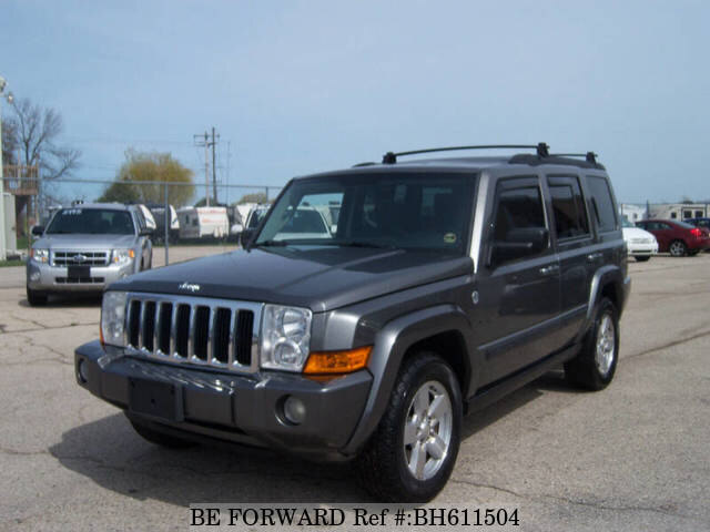 Used 2007 JEEP COMMANDER BH611504 for Sale