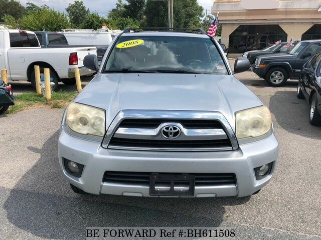 Used 2008 TOYOTA 4RUNNER BH611508 for Sale