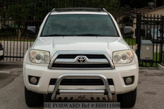 Used 2008 TOYOTA 4RUNNER BH611509 for Sale