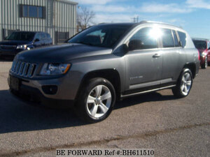 Used 2011 JEEP COMPASS BH611510 for Sale