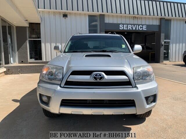 Used 2009 TOYOTA 4RUNNER BH611511 for Sale