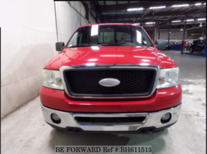 Used 2006 FORD F150 BH611513 for Sale