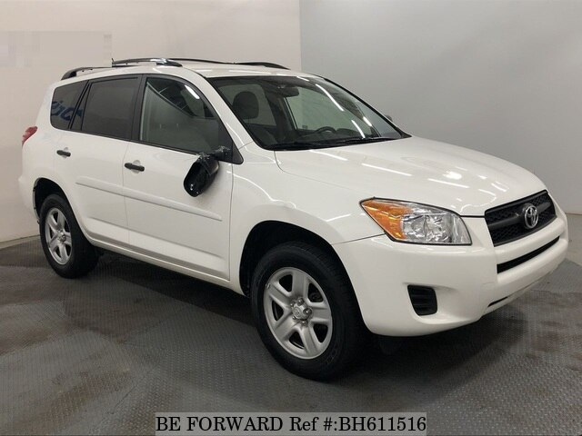 Used 2010 TOYOTA RAV4 BH611516 for Sale