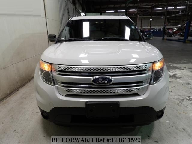 Used 2011 FORD EXPLORER BH611529 for Sale