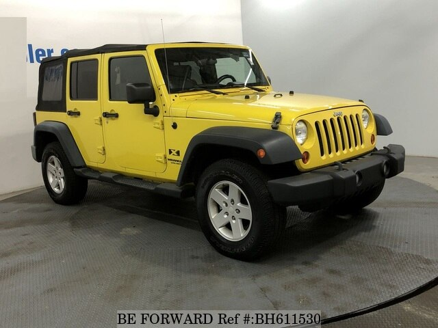 Used 2009 JEEP WRANGLER BH611530 for Sale
