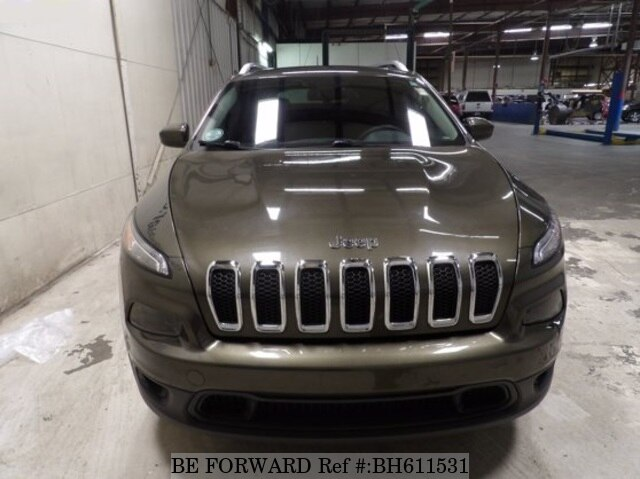 Used 2015 JEEP CHEROKEE BH611531 for Sale