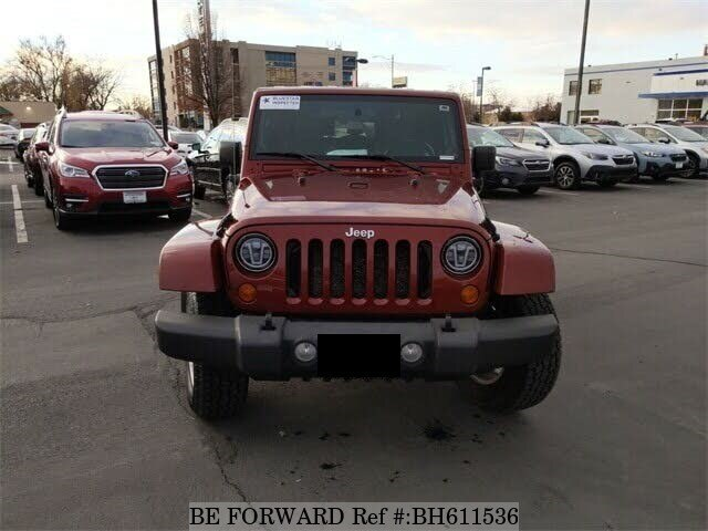 Used 2007 JEEP WRANGLER BH611536 for Sale