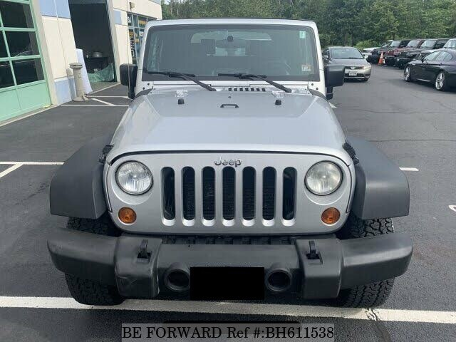 Used 2007 JEEP WRANGLER BH611538 for Sale