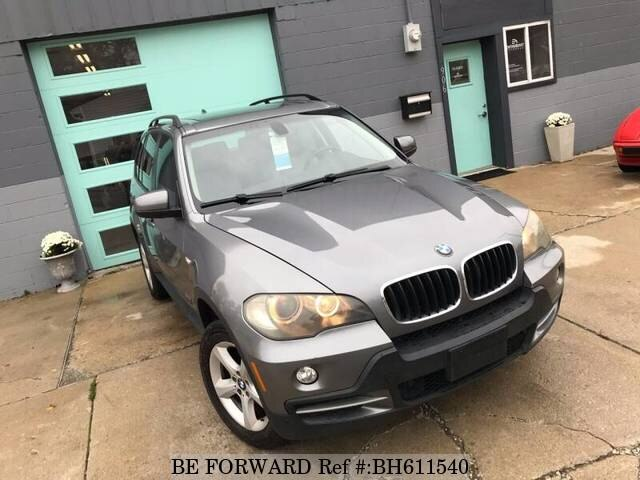Used 2008 BMW X5 BH611540 for Sale