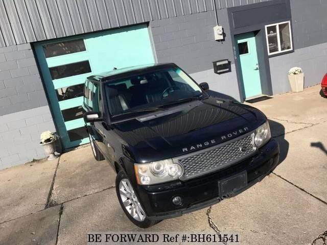 Used 2008 LAND ROVER RANGE ROVER BH611541 for Sale