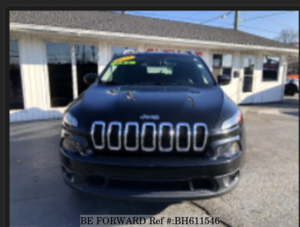 Used 2015 JEEP CHEROKEE BH611546 for Sale