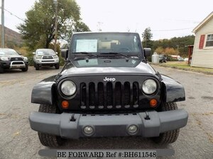 Used 2007 JEEP WRANGLER BH611548 for Sale
