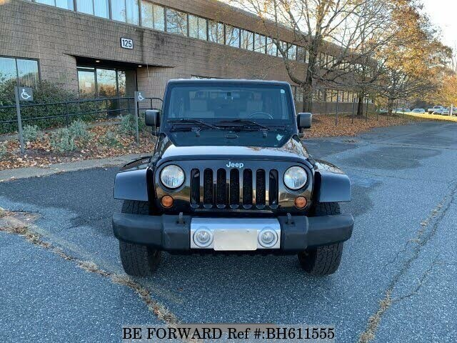 Used 2008 JEEP WRANGLER BH611555 for Sale