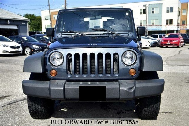 Used 2008 JEEP WRANGLER BH611558 for Sale