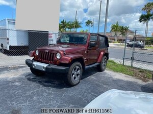 Used 2009 JEEP WRANGLER BH611561 for Sale