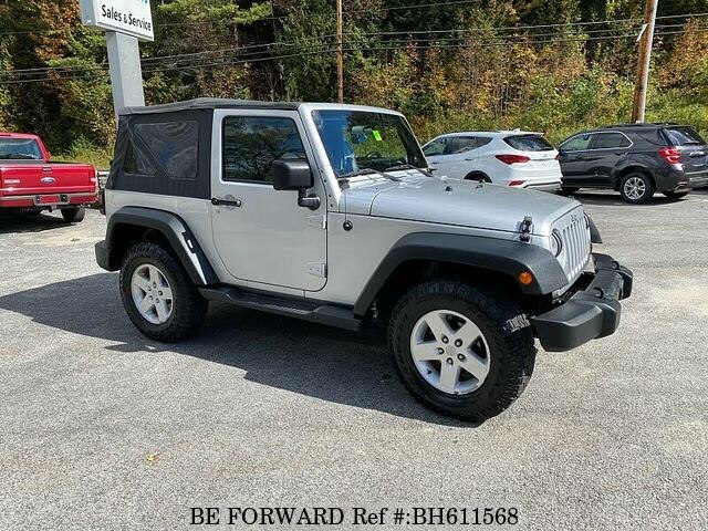 Used 2009 JEEP WRANGLER BH611568 for Sale