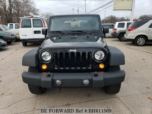 Used 2009 JEEP WRANGLER BH611569 for Sale