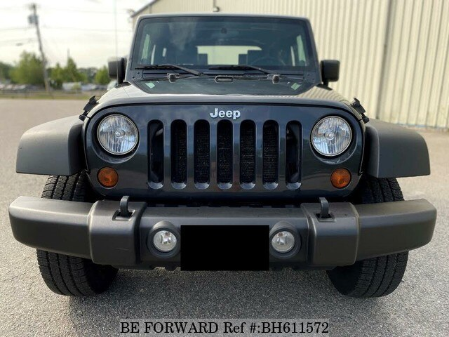 Used 2010 JEEP WRANGLER BH611572 for Sale