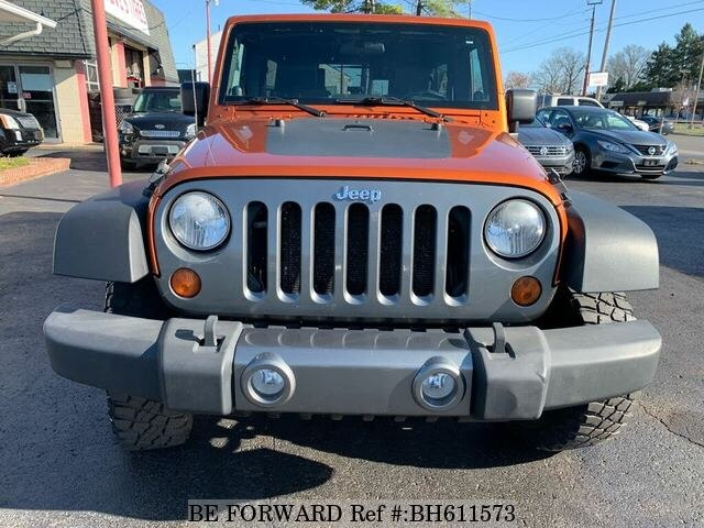 Used 2010 JEEP WRANGLER BH611573 for Sale