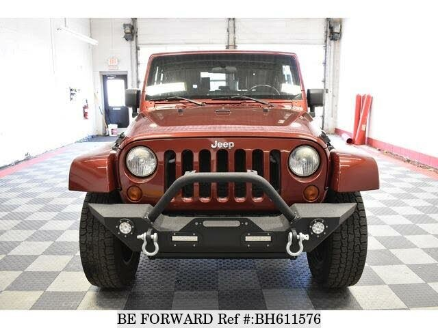 Used 2010 JEEP WRANGLER BH611576 for Sale