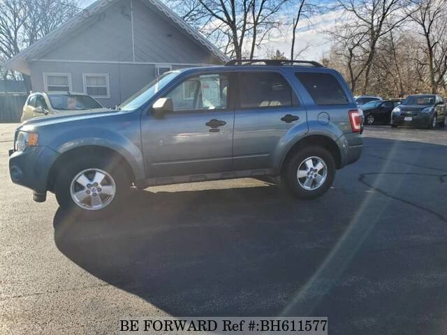 Used 2012 FORD ESCAPE BH611577 for Sale