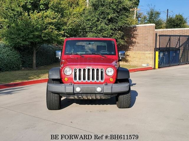 Used 2010 JEEP WRANGLER BH611579 for Sale