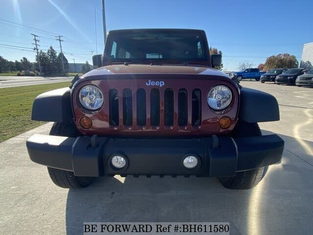 Used 2010 JEEP WRANGLER BH611580 for Sale