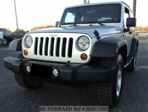Used 2011 JEEP WRANGLER BH611581 for Sale