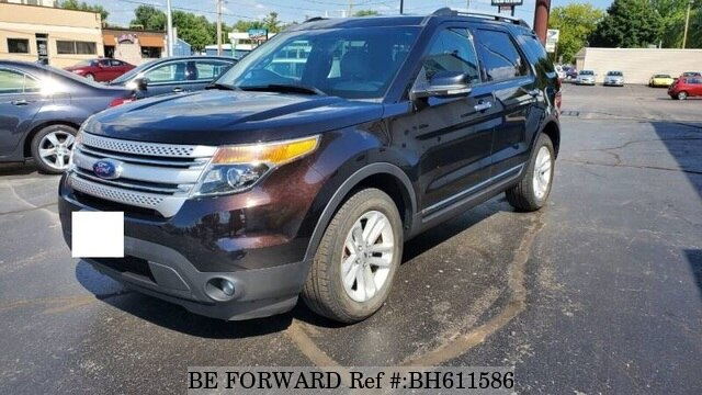 Used 2013 FORD EXPLORER BH611586 for Sale