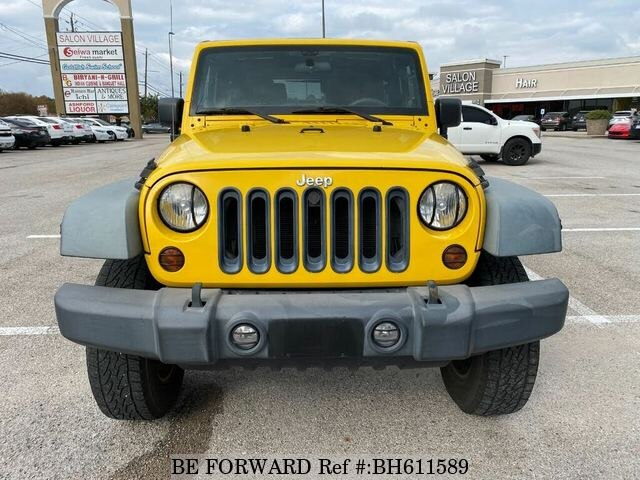 Used 2011 JEEP WRANGLER BH611589 for Sale
