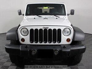 Used 2012 JEEP WRANGLER BH611592 for Sale