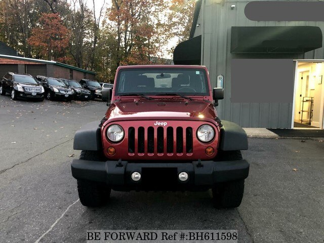 Used 2013 JEEP WRANGLER BH611598 for Sale