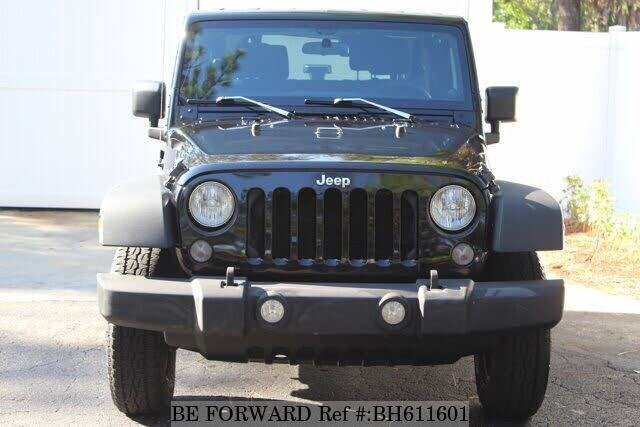 Used 2014 JEEP WRANGLER BH611601 for Sale
