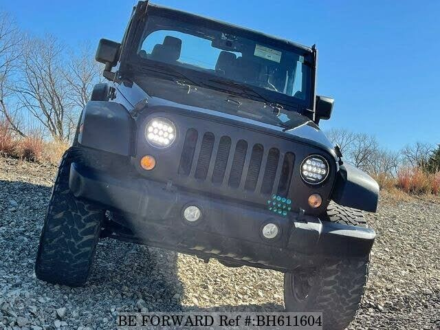 Used 2014 JEEP WRANGLER BH611604 for Sale