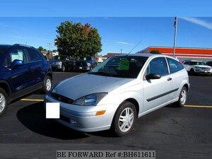 Used 2004 FORD FOCUS BH611611 for Sale