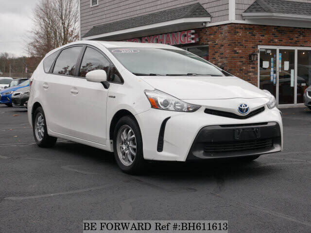 Used 2017 TOYOTA PRIUS BH611613 for Sale