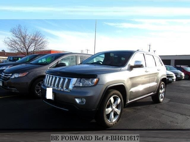Used 2013 JEEP GRAND CHEROKEE BH611617 for Sale