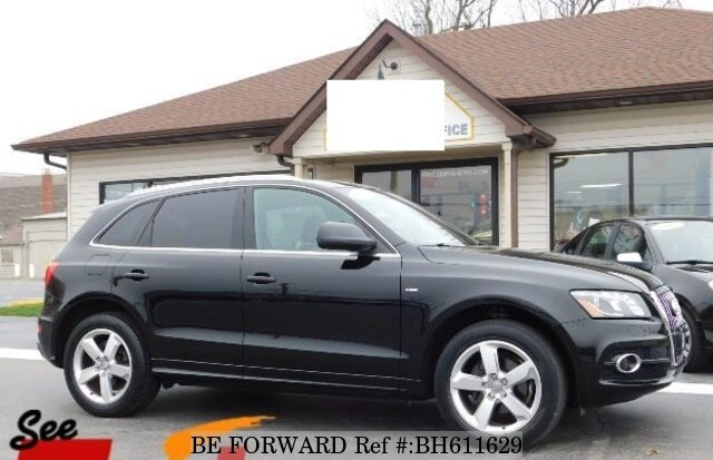 Used 2012 AUDI Q5 BH611629 for Sale